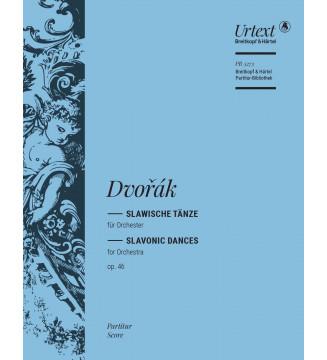 Slavonic Dances Op. 46