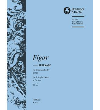 Serenade in E minor Op. 20