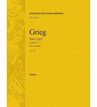 Peer Gynt Suite No. 2 Op. 55