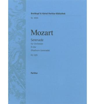 Serenade in D major K. 320