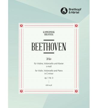 Piano Trio in C minor Op. 1/3