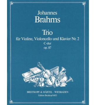 Piano Trio No. 2 in C major...