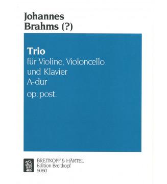 Piano Trio in A major Op....