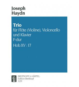 Piano Trio in F major Hob...
