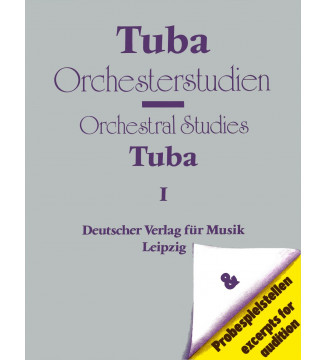 Orchestra Studies for Tuba