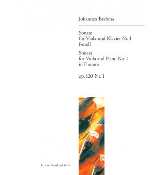 Sonata No. 1 in F minor Op....