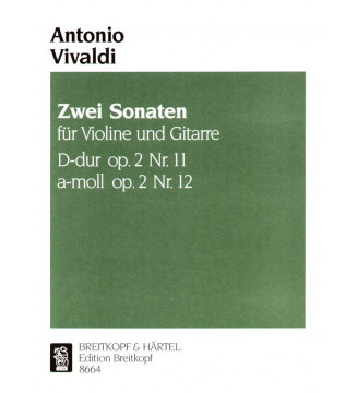 2 Sonatas from Op. 2 for...