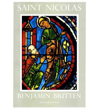 Saint Nicolas Opus 42