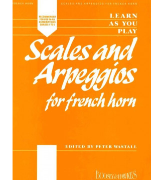 Learn As You Play Scals and...