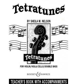 Tetratunes Teachers Book