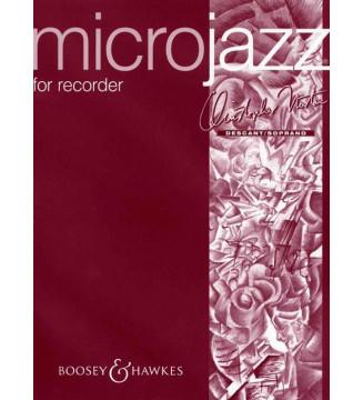 Microjazz for Recorder