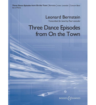 Three Dance Episodes (from...