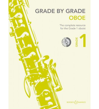 Grade by Grade - Oboe