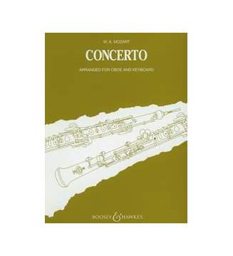 Concerto K 314 (Orig. Per...