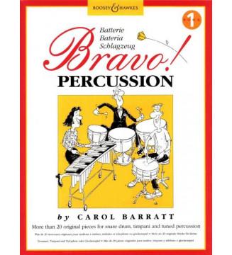 Bravo! Percussion Volume 1