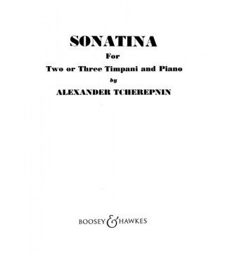 Sonatina for Timpani