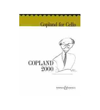 Copland For Violoncello