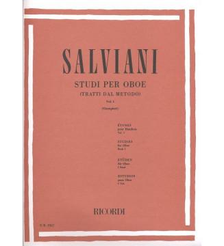Studi Per Oboe (Tratti Dal...