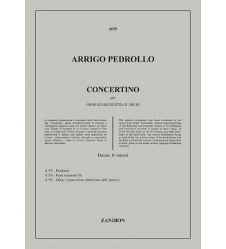 Concertino i Per Oboe e...