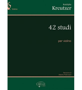 42 STUDI, per violino