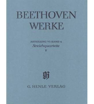 String Quartets op. 59, 74,...