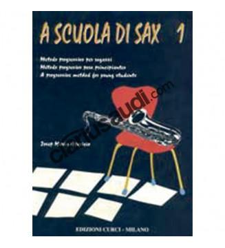A SCUOLA DI SAX, volume 1...