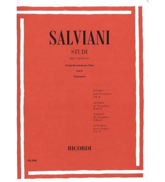 Studi Per Saxofono (Tratti...