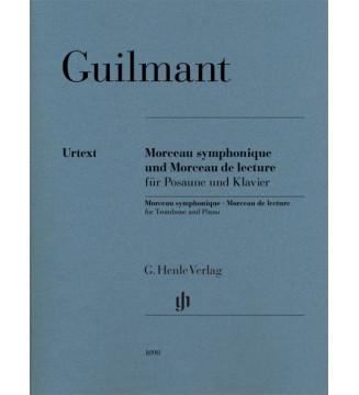 Morceau symphonique and...