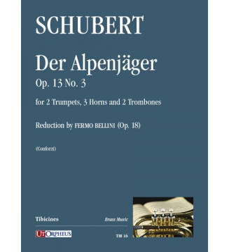 Der Alpenjäger Opus 13 No 3...
