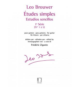 Études simples - Estudios...