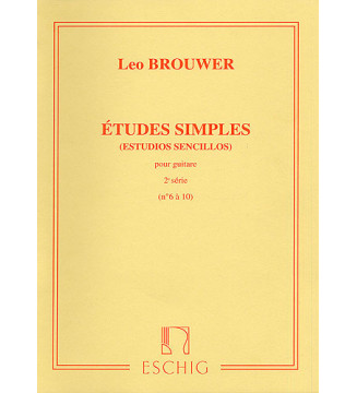 Etudes Simples (Estudios...