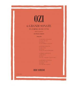 6 Grandi Sonate In Forma...