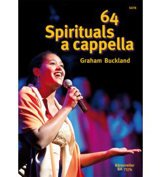64 Spirituals a cappella...