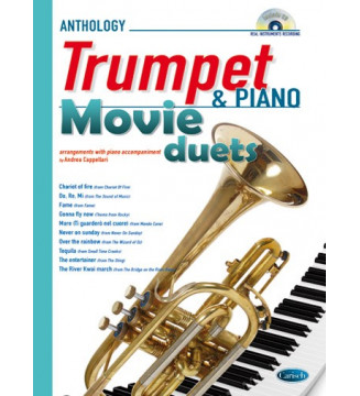 MOVIE DUETS FOR TRUMPET
