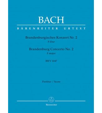 Brandenburg Concerto Nr. 2...