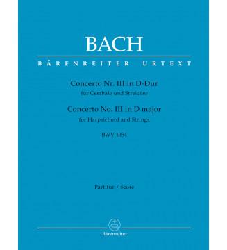 Concerto for Harpsichord...