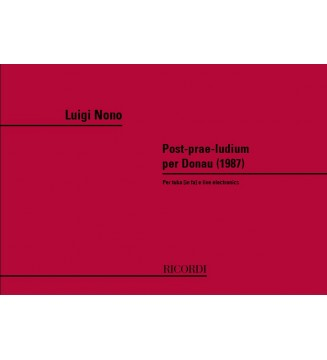 Post  Prae  Ludium Per Donau