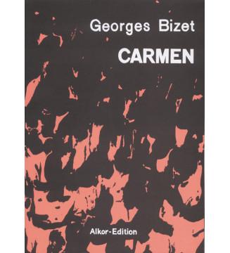 Carmen -Opera in three...