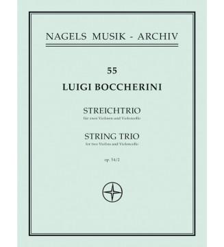 String Trio G-Dur op. 54/2