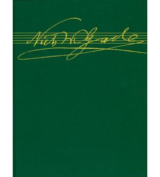 Werke für Klavierquartett...