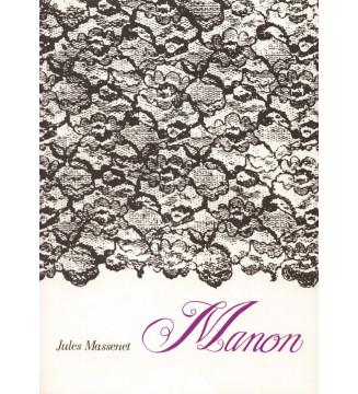 Manon -Oper in vier Akten-
