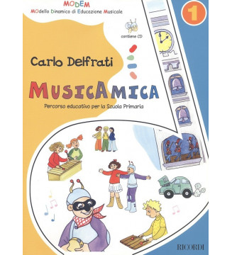 Musicamica 1 (Quaderno per...