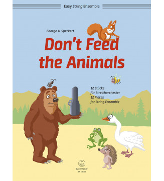 Don't Feed the Animals -12...