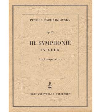 3. Symphonie D-Dur op. 29...