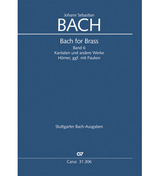Bach for Brass 6: Cantatas...
