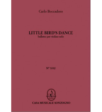 Little Bird's Dance