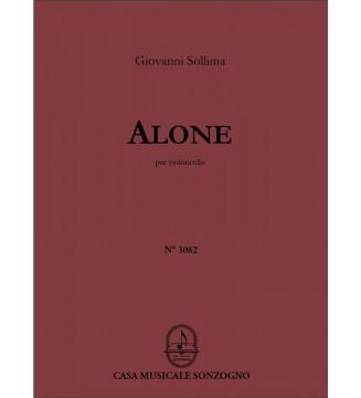Alone, per Violoncello