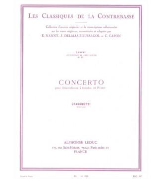 Dragonetti: Concerto