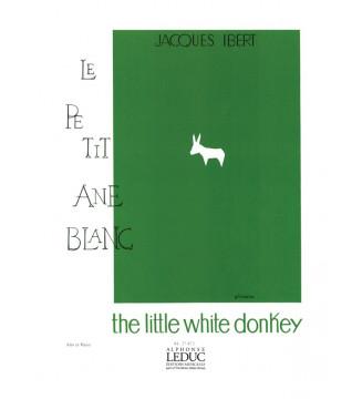 Ibert Little White Donkey