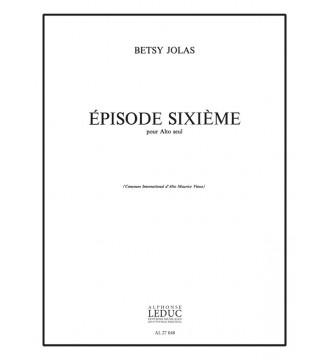 Episode Sixieme (Viola solo)